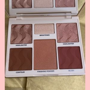COVER FX Makeup - Cover FX Perfector Face Palette Med/Deep